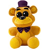"Sanshee Official Five Nights at Freddy's 10"" Possessed Fredbear Plush"