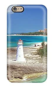 Iphone High Quality Tpu Case/ Paradise Island, Nassau Bahamas Case Cover For Iphone 6 3130764K90985382