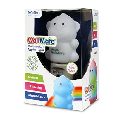 MOBI TykeLight WallMate Color-Changing LED Night Light