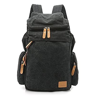 TTYY Outdoor Backpack Canvas Bag Leisure Unisex Travel Climbing Students