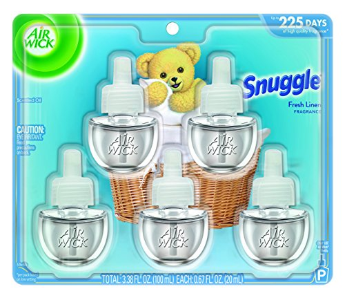 air-wick-scented-oil-refill-plug-in-air-freshener-essential-oils-snuggle-fresh-linen-5ct-338oz