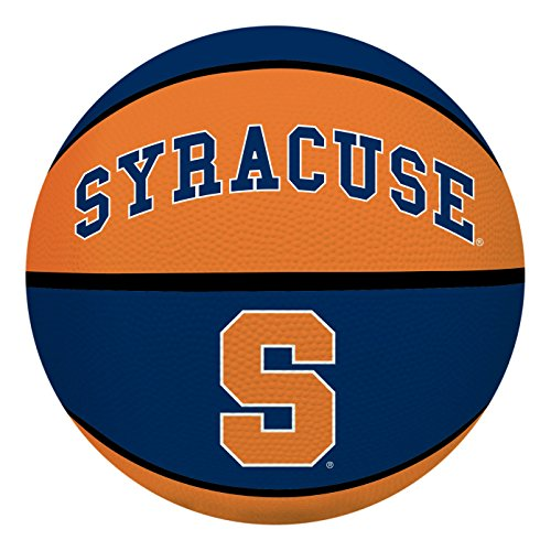 NCAA Syracuse Orangemen Crossover Full Size Basketball by Rawlings by Rawlings