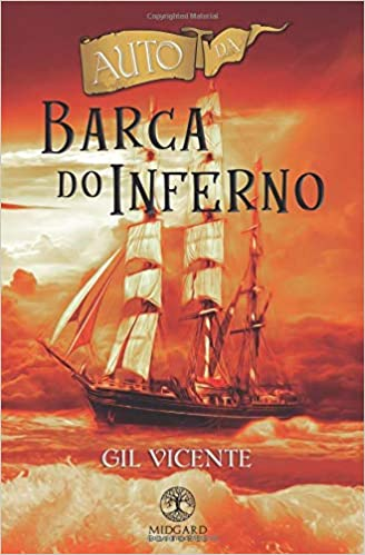 Auto Da Barca Do Inferno (Portuguese Edition)