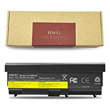 HWG T410 High Performance Battery 9 Cells 87 Wh 11.1V for Lenovo ThinkPad T410 T420 T510 T520 SL510 E40 E50 0578 E420 E525 L410 L412 L420 L421 Sl410 Sl510 W510 W520 42T4751(Not for T530)