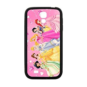 Pink queen and princesses Cell Phone Case for Samsung Galaxy S4