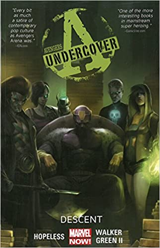 Avengers Undercover Volume 1: Descent: Amazon.es: Dennis ...