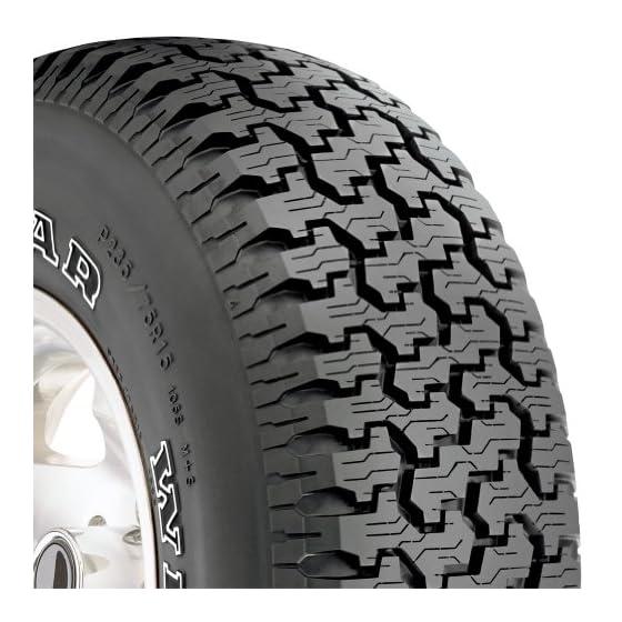 Goodyear Wrangler Radial Tire – 235/75R15 105S