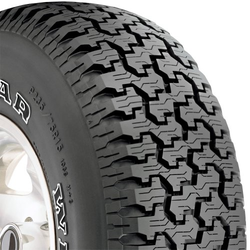 Goodyear Wrangler Radial Tire - 235/75R15 105S (Best Winter Tires For Jeep Wrangler)