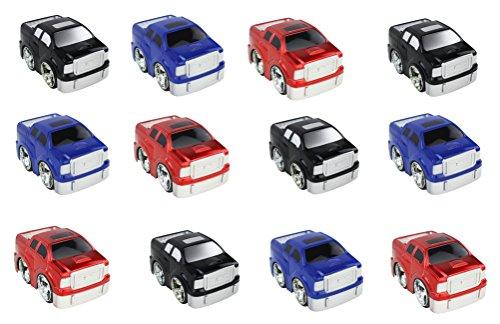 買取 aj toys amp games 12 pcs friction powered small toy trucks