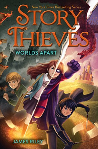Book : Worlds Apart (Story Thieves) - Riley, James (5753)