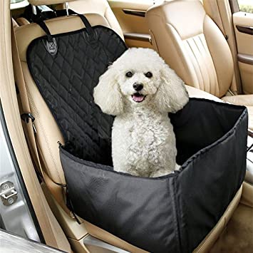 Ewolee Pet Front Seat Cover for Cars,Dog Car Seat Hammock With ...