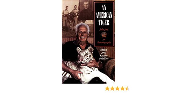 Amazon An American Tiger EBook Jake Jabs Kindle Store