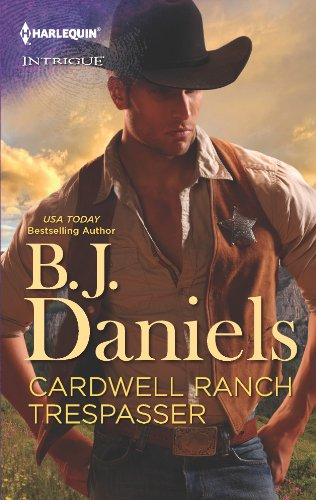 book cover of Cardwell Ranch Trespasser