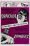 The Plague of The Zombies Movie Poster (11 x 17 Inches - 28cm x 44cm) (1966) Style A -(Andre Morell)(John Carson)(Diane Clare)(Alex Davion)(Jacqueline Pearce)(Brook Williams)
