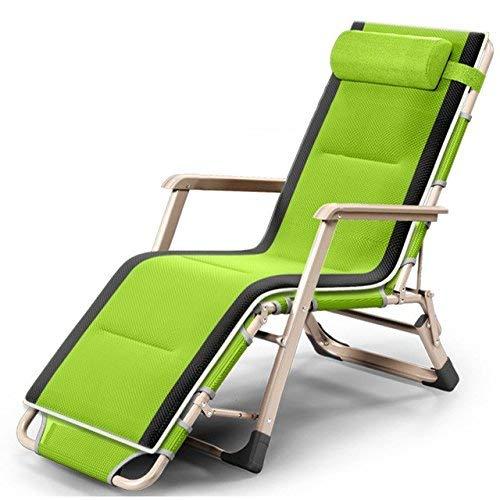 Sedie A Sdraio Per Interni.1 Confezione Sedia Reclinabile Pieghevole Per Esterni O
