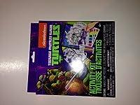 Teenage Mutant Ninja Turtle Activity Kit