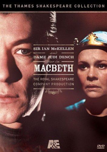 Macbeth / McKellen, Dench (Thames Shakespeare Collection) (Best Version Of Macbeth)