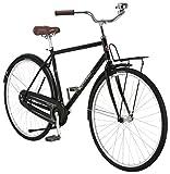 Schwinn Mens Scenic 700c Dutch Bicycle, Black, 18-Inch Frame
