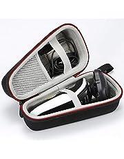 Estuche rígido de Viaje para Philips PT860 / 16 S5420 / 06 S5320 / 06 S5130 / 06 Afeitadora eléctrica Philips AquaTouch Series 5000 S5530 / 06, (para la Venta es sólo el Caso) - Negro