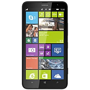 39% discount on Nokia Lumia 1320 (Black, 5MP, 1GB, 8GB, 3400mAH ) for Rs. 16983 at Amazon. in, Lumia 1320 at EMI from ICICI/ HDFC/ CITI bank