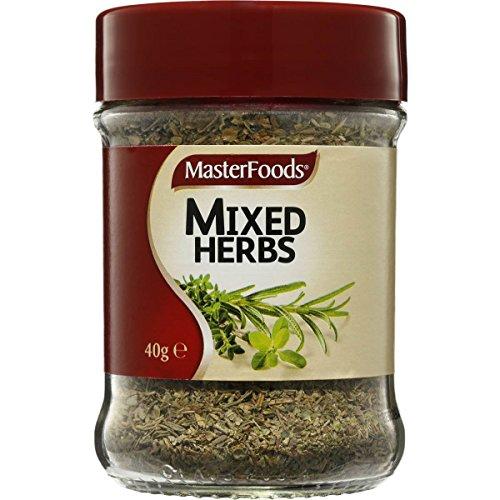 Australian MasterFoods Mixed Herbs 40g