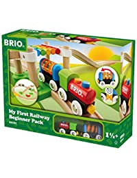 BRIO My First Railway Beginner Pack Train Set BOBEBE Online Baby Store From New York to Miami and Los Angeles