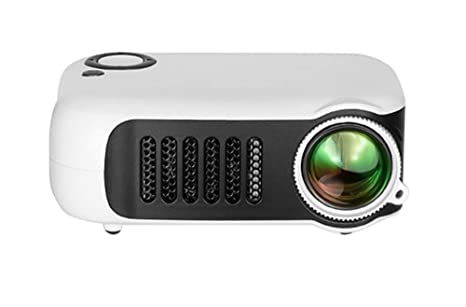 WN-PZF Proyector, proyector de Video LED actualizado Mini portátil ...