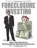 Foreclosure Investing, Lloyd Segal, 1479195073