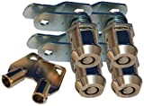 Prime Products 18-3320 5/8 ACE Camlock- Pack of 4