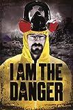 Póster Breaking Bad - I am the danger - cartel económico, póster XXL