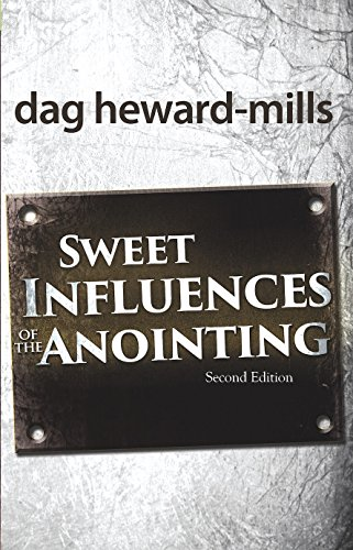 Sweet influences of the anointing kindle edition by dag heward sweet influences of the anointing by heward mills dag fandeluxe Images