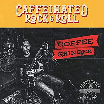 Coffee Grinder from iMD-Caffeinated Rock & Roll