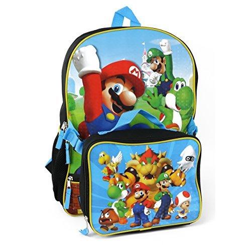 Mario Book Bag - 1