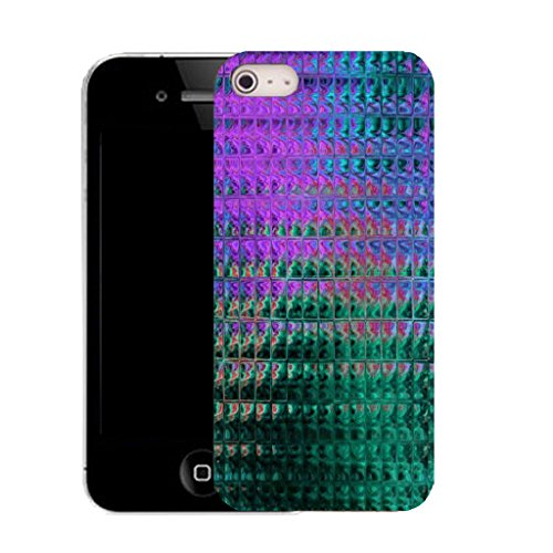 Mobile Case Mate IPhone 5S clip on Silicone Coque couverture case cover Pare-chocs + STYLET - extremity pattern (SILICON)