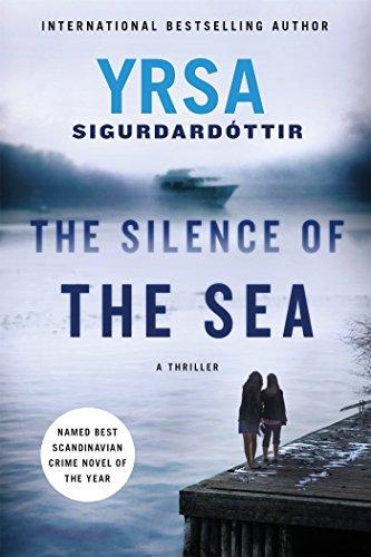 The Silence of the Sea: A Thriller (Thora Gudmundsdottir)