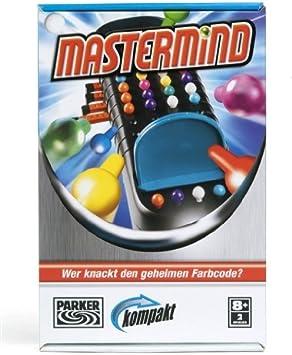 Hasbro 15801100 MB Mastermind - Juego de Mesa [Importado de Alemania]: Amazon.es: Juguetes y juegos