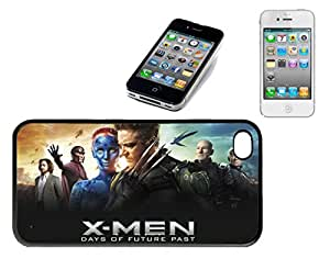 iPhone 4, 4S, 4 G funda - x Men días de futuro pasado