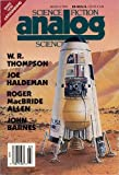 img - for Analog Science Fiction and Fact, March 1990 (Vol. CX, No. 4) book / textbook / text book