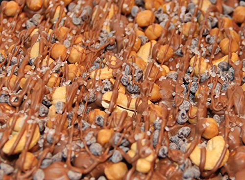 F.S. Chocolatiers – CRACK Pop Chocolate – Pizza de 16,6 oz ...