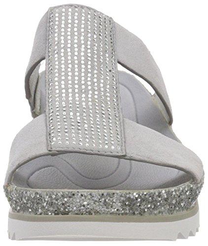 Donna Ciabatte Gabor Glitter Jollys Grigio stone BA8EAw