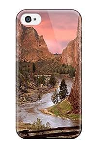 TYH - Cleora S. Shelton's Shop 9558939K45825248 For ipod Touch 4 Fashion Design Landscape Case phone case