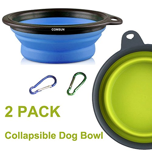 comsun-2-pack-large-size-collapsible-dog-bowl-food-grade-silicone-bpa-free-foldable-expandable-cup-d