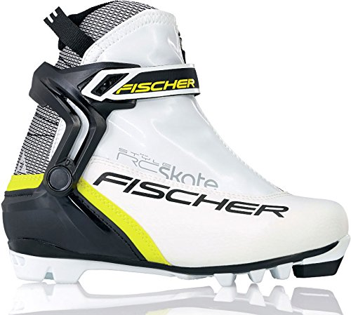 Fischer RC Skate My Style Boot Women's Black/White, 40.0