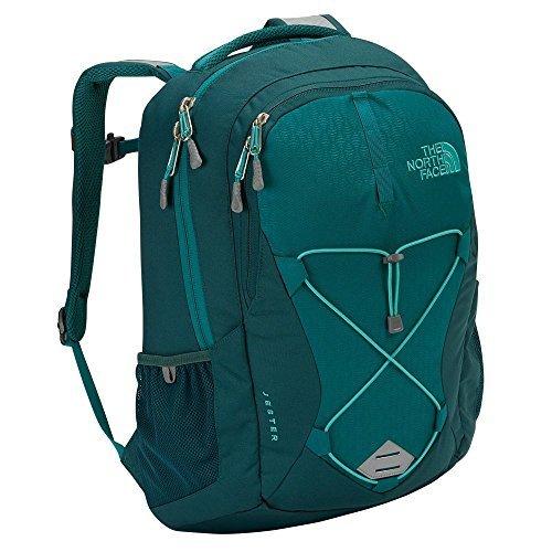 The North Face Women's Jester Backpack - Harbor Blue Emboss/Atlantic Deep Blue - One Size (Past Season) [並行輸入品] B07F4D9VS5