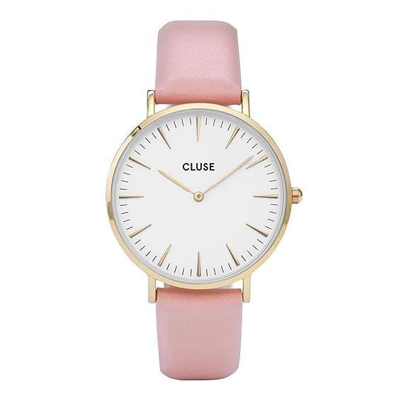 Cluse Reloj Mujer de Analogico CL18410