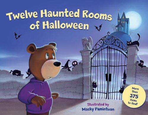Twelve Haunted Rooms of Halloween -