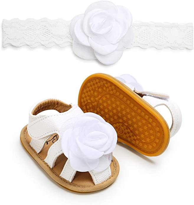 myggpp Baby-Girls Summer Baby Sandals