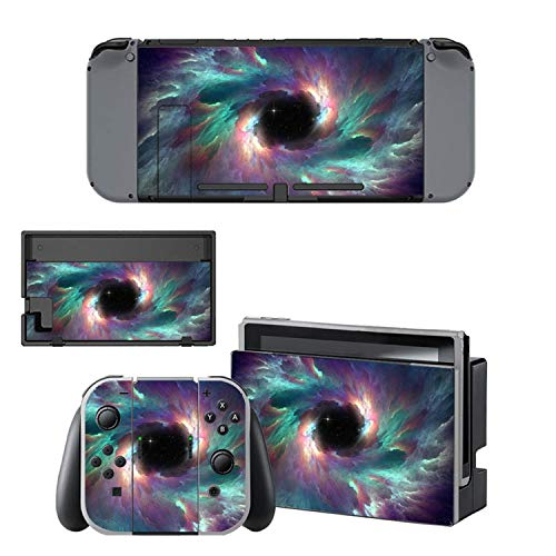 Vinyl Skin Sticker Star Decal Cover For Nintendo Switch Console And Joy-Con Controller,Ysns0790