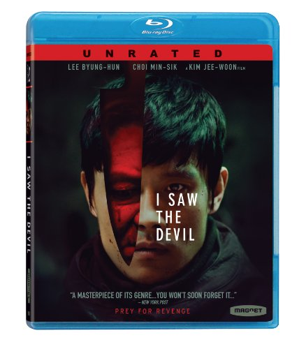 I Saw the Devil [Blu-ray] (I Devil The Saw)