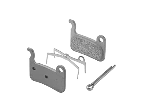 fbb9295b76e Amazon.com : SHIMANO 2 Pairs Disc Brake Pads & Spring A01S (Resin ...
